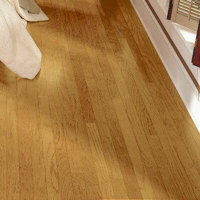 Turlington 3 Engineered Hickory Hardwood Flooring in Smoky Topaz