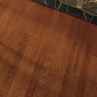 Turlington 3 Engineered Hickory Hardwood Flooring in Golden Spice