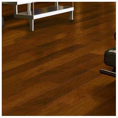 Turlington 5 Engineered Walnut Hardwood Flooring in Autumn Brown
