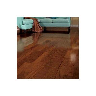 Turlington 5 Engineered Cherry Hardwood Flooring in Bronze