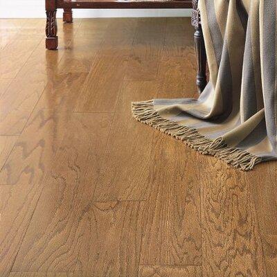Turlington 5 Engineered Oak Hardwood Flooring in Harvest