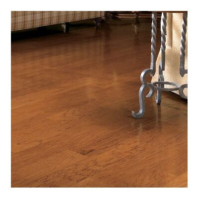 Turlington 5 Engineered Hickory Hardwood Flooring in Tequila