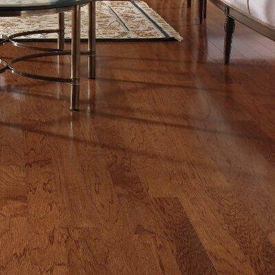 Turlington 5 Engineered Hickory Hardwood Flooring in Brandywine