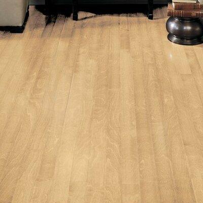 Turlington 3 Engineered Birch Hardwood Flooring in Natural