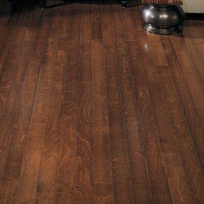 Turlington 3 Engineered Birch Hardwood Flooring in Clove