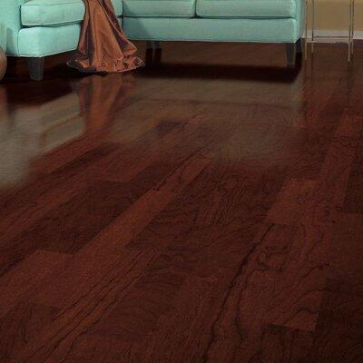 Turlington 3 Engineered Maple Hardwood Flooring in Cherry