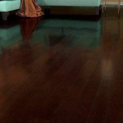 Turlington 5 Engineered Cherry Hardwood Flooring in Toasted Sesame