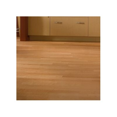 Turlington 3 Engineered Maple Hardwood Flooring in Amaretto