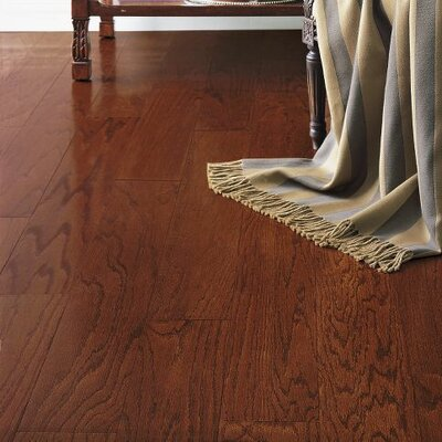 Turlington 5 Engineered Oak Hardwood Flooring in Cherry