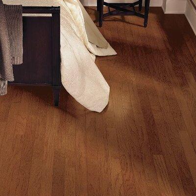 Turlington 5 Engineered Hickory Hardwood Flooring in Paprika