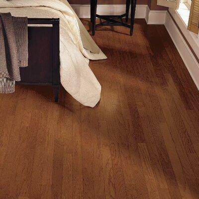 Turlington 3 Engineered Hickory Hardwood Flooring in Brandywine