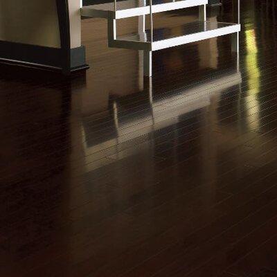 Turlington 3 Engineered Walnut Hardwood Flooring in Cocoa Brown