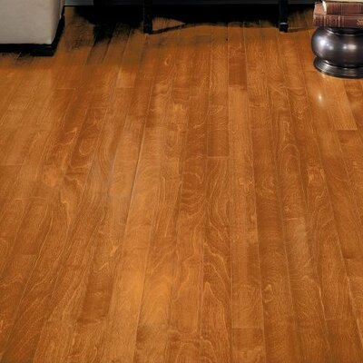 Turlington 5 Engineered Birch Hardwood Flooring in Derby