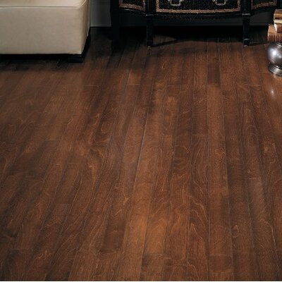 Turlington 5 Engineered Birch Hardwood Flooring in Clove