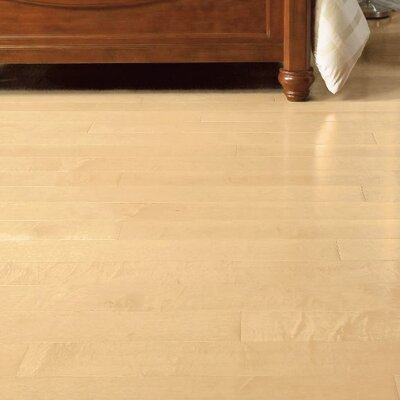 Turlington 5 Engineered Maple Hardwood Flooring in Natural