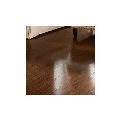 Turlington Signature Series 5 Engineered Northern Red Oak Hardwood Flooring in Mocha