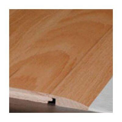 0.5 x 2 x 78 Red Oak Reducer