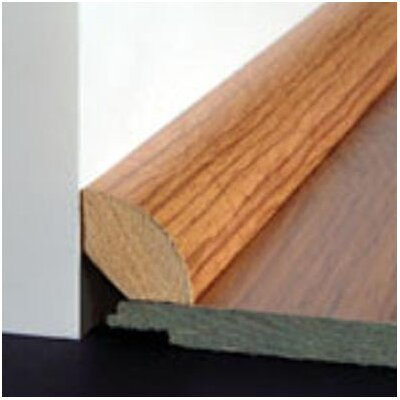 Bruce Flooring Laminate Quarter Round in Fruitwood Select at Sears.com