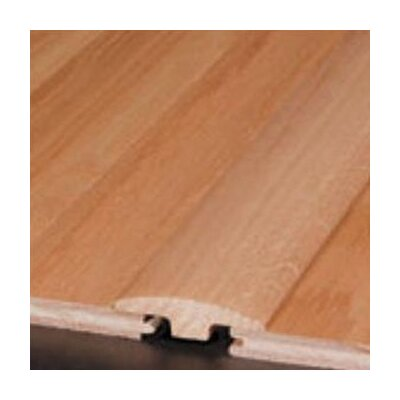 0.25 x 2 x 78 Red Oak T-Molding in Mellow