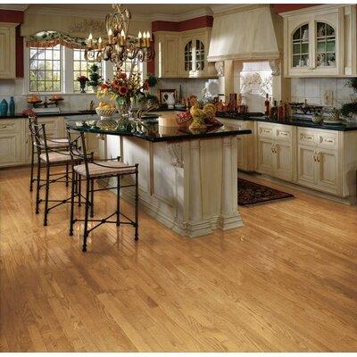 Bristol 2-1/4 Solid White Oak Hardwood Flooring in Seashell