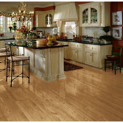 Bristol 2-1/4 Solid Red Oak Hardwood Flooring in Natural