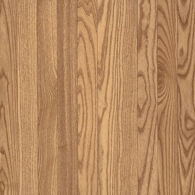 Waltham Plank 3-1/4 Solid Oak Hardwood Flooring in Country Natural