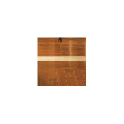 Random Width Solid Maple Hardwood Flooring in Cinnamon