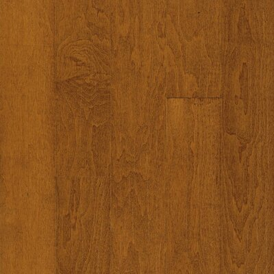 Westchester 4-1/2 Engineered Maple Hardwood Flooring in Cinnamon