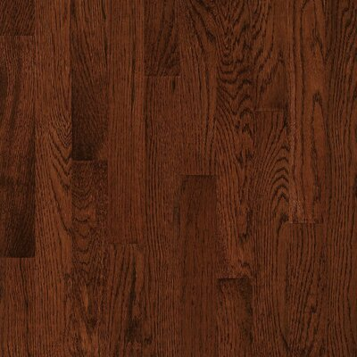 Waltham Strip 2-1/4 Solid Oak Hardwood Flooring in Kenya