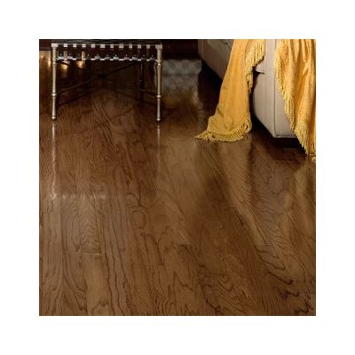 Ascot Plank 3-1/4 Solid Oak Hardwood Flooring in Sable