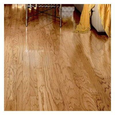Ascot Strip 2-1/4 Solid Oak Hardwood Flooring in Natural