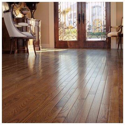 Ascot Strip 2-1/4 Solid Oak Hardwood Flooring in Mink