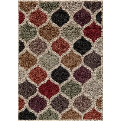 Mesa Pearl Posy Large Rug Rug Size: 5 x 73