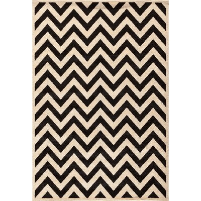 Darcy Green Indoor/Outdoor Area Rug Rug Size: 67 x 96