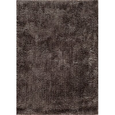 Winslow Hand-Woven Charcoal Area Rug Rug Size: Rectangle 5 x 7