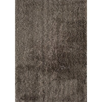 Cedric Hand-Woven Grey/Gold Area Rug Rug Size: Rectangle 66 x 96