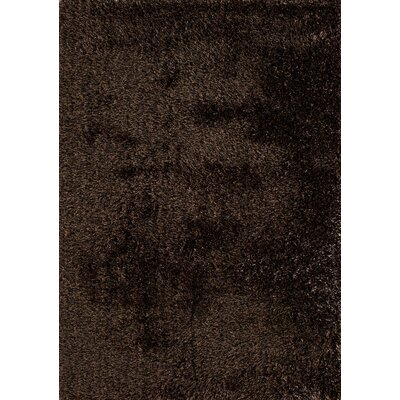 Cedric Hand-Woven Bronze Area Rug Rug Size: Rectangle 66 x 96