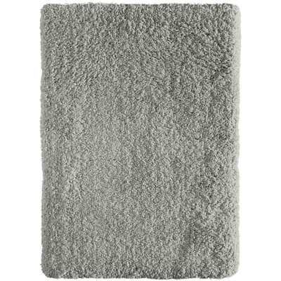 Voorhees Shag Hand-Tufted Light Beige Area Rug Rug Size: 5 x 7