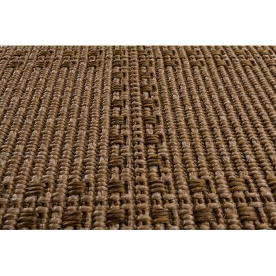 Annica Plaid Beige Indoor/Outdoor Area Rug Rug Size: 67 x 96