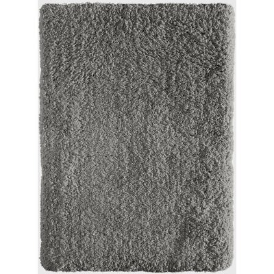 Voorhees Hand-Tufted Mocha Brown Area Rug Rug Size: 76 x 96