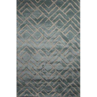 Cali Blue Area Rug Rug Size: 710 x 910