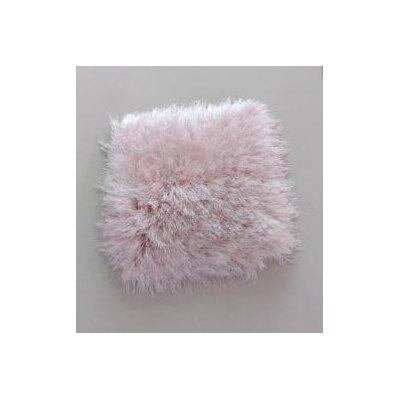 Somerville Hand-Tufted Pink Rose Area Rug Rug Size: 76 x 96