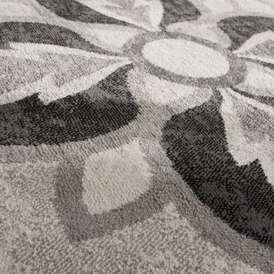 Haydenville Gray/Charcoal Area Rug