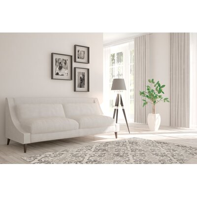 Alessandra Birch White/Gray Area Rug