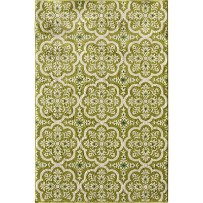 Merdasa Green Area Rug Rug Size: Rectangular 710 x 910