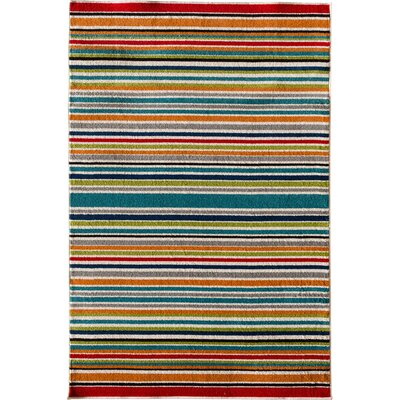 Strathaven Turquoise Area Rug Rug Size: Rectangular 67 x 96