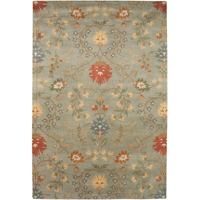 Passages Sea Blue Rug Rug Size: 5' x 8'