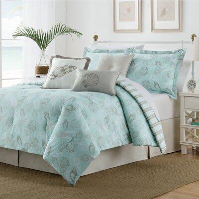 Seashell 7 Piece Comforter Set Size: Full