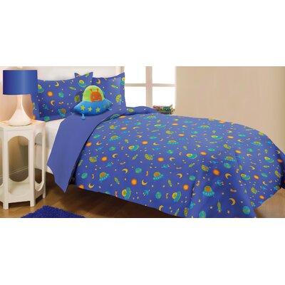 Reversible Comforter Set Size: Full