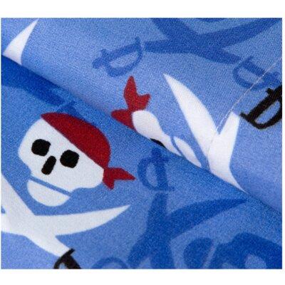 Pirates Juvi Print Sheet Set Size: Twin